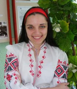 Аня Украинская, переводчик
